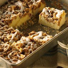Caramel Nut Breakfast Cake