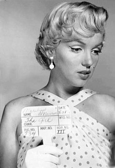 Hair test for The Seven Year Itch