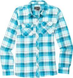 Marmot Bridget Flannel Long-Sleeve Shirt - Women's - REI Garage