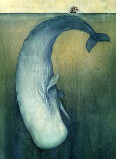 Lisel Jane Ashlock's Moby Dick, 2011