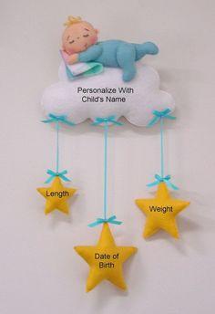 Fiocchi nascita azzurri per bimbi - Nostrofiglio.it