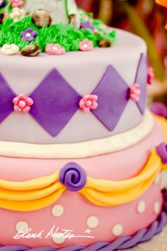 rapunzel party ideas | The Party Wagon - Blog - RAPUNZEL PARTY ~ TANGLED-INSPIRED