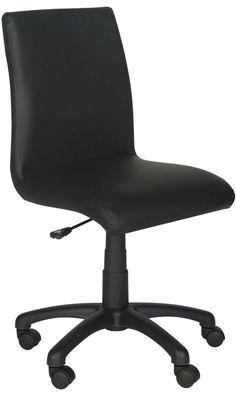 black ergonomic mesh computer chair w metal base dty 1 ideal work