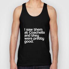 """Cool Coachella Story Bro by RexLambo"" Tank Top by @Rex Lambo on Society6."