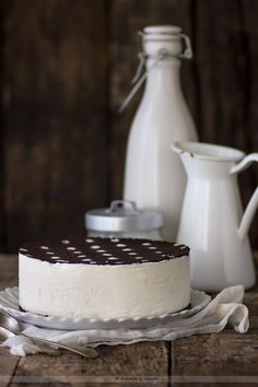 Kanela y Limón: Tarta de nata