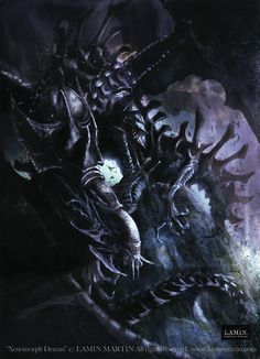 Xenomorph Dracus by Lamin Martin #Alien #Aliens #Xenomorph #Xeno #AlienCovenant #Prometheus #AvP #AlienVsPredator #AliensVsPredator Alien Covenant, Fiction, Alien Queen, Tyranids, Aliens Movie, Alien Vs Predator, Alien Art, Xenomorph, Video Game Art