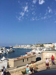 Porto di Leuca nel Santa Maria di Leuca, Puglia