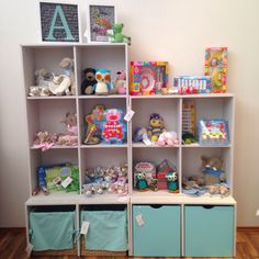 1000 images about muebles on pinterest toy storage - Decoracion habitacion ninos ...
