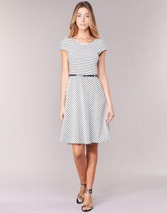 French Ethereal Soft Classic dresss || Vero Moda VIGGA