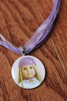 American Girl Party Favor Necklaces by LaDeDaDesignsShop on Etsy, $40.00 40th Birthday Gifts For Women, Birthday Love, 11th Birthday, 2nd Birthday Parties, Birthday Ideas, American Girl Birthday, American Girl Parties, American Girls, Doll Party