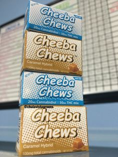 #edibles #cheebachews #collective #thc #cbd #infused #420 #staymedicated #collective #budtender #chulavistagreens