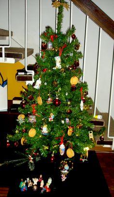Árvore de Natal da Família Müller, Zurique, Suiça