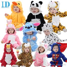 IDGIRL Spring Autumn Baby Clothes Flannel Baby Boy Clothes Cartoon Animal Jumpsuit Girl Rompers Baby Clothing XYZ15088 Animal Jumpsuit Baby Cartoon Rompers Boys Girls Clothes Online with $7.11/Piece on Jingyuebaby's Store | DHgate.com