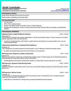 Cool Mention Great And Convincing Skills Said Cna Resume Sample