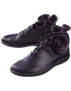 Loints of Holland Stiefeletten Vivika, purple - Ankle Boots - Deerberg