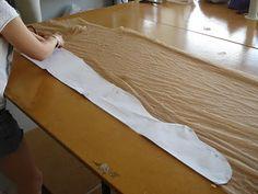 Vivian Von Dimples: Seamed Stockings Tutorial