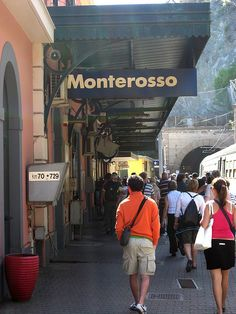 Next trip to Italy, I want to spend more time in Monterosso, Cinque Terre, Italy