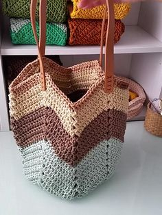 Free Crochet Bag, Crochet Market Bag, Crochet Tote, Crochet Handbags, Crochet Purses, Crochet Granny, Crochet Storage, Crochet Bag Tutorials, Crochet Purse Patterns