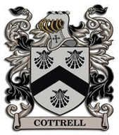 Cottrell family crest