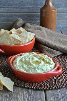 At our house Baba Ghanoush Dip is normally in a pretty good size bowl ...
