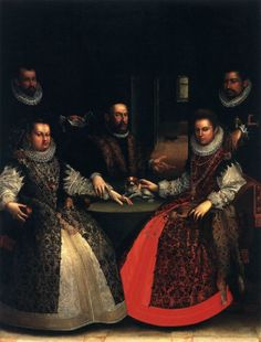 "Lavinia Fontana: ""Portrait of the Gozzadini Family"""