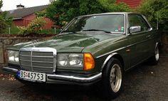 Mercedes-Benz CL  1982, 332570 km, kr 49000,- -