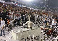 San Lorenzo x Nacional - Libertadores 2014