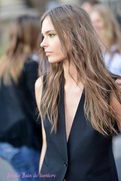 Le Top Model Mina Cvetkovic paris juillet 2015. Reportage photo par studio Bain de Lumière Reportage photo par studio Bain de lumiere