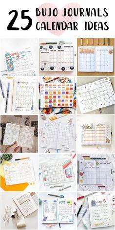 Minimalist Bullet Journal Monthly Calendar Setup Inspiration - Bullet Journal Quotes #bulletjournalmethod #bulletjournaltitleideas #bulletjournalonline