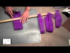 Scratchie/scrubby tutorial