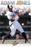 Baltimore Orioles A. Jones | MLB | Sports | Hardboards | Wall Decor | Pictures Frames and More | Winnipeg | Manitoba | MB | Canada