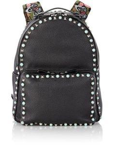 Valentino Rockstud Medium Backpack at Barneys New York