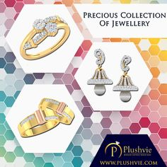 Buy gold & diamond jewellery online in India at lowest price. Buy online jewellery gift for your loved ones from our large collection of jewellery. Jewelry Website, Latest Jewellery, Try On, Jewelry Stores, Diamond Jewelry, Make It Simple, Jewelry Collection, Jewelry Gifts, Best Gifts