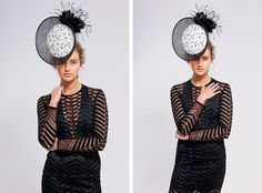 Rebecca Share MILLINER SS14 #millinery #hats #HatAcademy