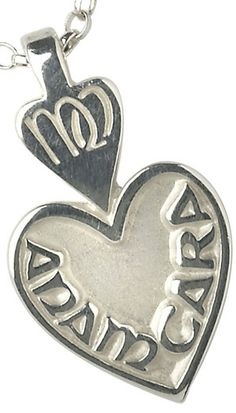 Check out our 'Mo Anam Cara' Sterling Silver Heart Pendant Claddagh, Valentine Day Gifts, Gifts For Him, Celtic, Ireland, Handmade Jewelry, Pendants, Personalized Items, Sterling Silver