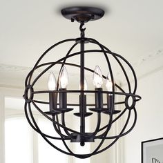 Found it at Joss & Main - Cantrell 5-Light Candle-Style Chandelier
