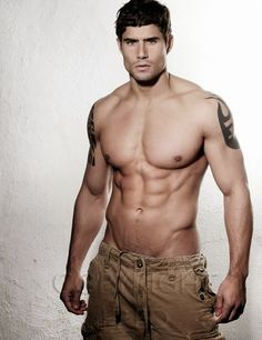 Just another hot guy!