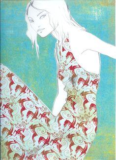 Elle   Illustrator Souvanni Asmussen