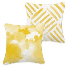 For a splash of sunshine in your space opt for the colour-happy and oh-so-cosy Limoncello Cushion from Urban Road. Cushion Covers Online, Cushions Online, Yellow Cushions, Velvet Cushions, Outdoor Cushions, Floor Cushions, Urban Road, Soft Furnishings, Canvas Art Prints