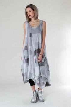 Kleid mit Muster - design 2