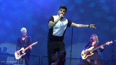 HD - Adam Lambert - Lay Me Down - Winstar Casino, OK - New Years Eve 2013