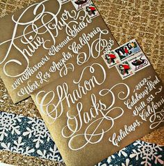 Check out this item in my Etsy shop https://www.etsy.com/listing/474043336/luxurious-festive-christmas-calligraphy
