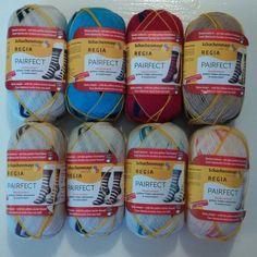 Regia Pairfect sock yarn Edition 3