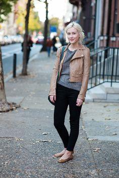 Urban Fieldnotes: Philadelphia Street Style: Taylor, Spruce St