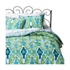 Xhilaration® Ikat Reversible Comforter Set Quick Information