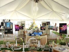 Dairy Barn Bridal Show- a Creative Solutions Event