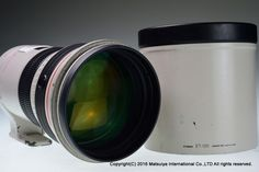CANON EF 300mm f/2.8 L IS USM Excellent #Canon