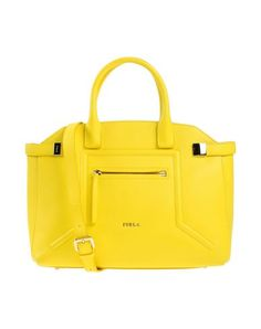 FURLA Handbag. #furla #bags #leather #hand bags #satchel #