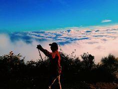 #nature #indonesia #mountain #gunung #amazing #fantastic #wonderfull #colorfull #cloud