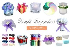 Wedding Decorations, Bridal Accessories & Wedding Favor Supplies for Modern Couples